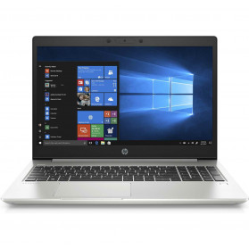 "Laptop HP ProBook 450 G7 8VU79EA - i5-10210U, 15,6"" Full HD IPS, RAM 8GB, SSD 256GB, Srebrny, Windows 10 Pro, 3 lata On-Site - zdjęcie 6"