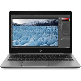 """Laptop HP ZBook 14u G6 6TP67EA - i7-8565U, 14"""" FHD IPS, RAM 16GB, SSD 1TB, Radeon Pro WX3200, Szary, Windows 10 Pro, 3 lata DtD - zdjęcie 6"""