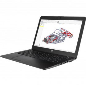 "Laptop HP ZBook 15u G4 1RQ41ES - i5-7200U, 15,6"" Full HD, RAM 8GB, SSD 256GB, AMD FirePro W4190M - zdjęcie 5"