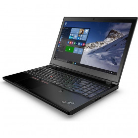 "Lenovo ThinkPad P50 20EN559KPB - i7-6820HQ, 15,6"" Full HD, RAM 8GB, SSD 256GB, NVIDIA Quadro M2000M, Windows 10 Pro - zdjęcie 9"