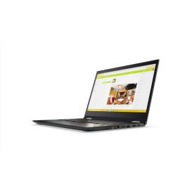 """Laptop Lenovo ThinkPad Yoga 370 20JH002VPB - i7-7500U, 13,3"""" Full HD IPS MT, RAM 8GB, SSD 256GB, Modem WWAN, Srebrny, Windows 10 Pro - zdjęcie 9"""