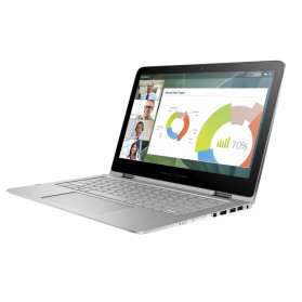"""HP Spectre Pro x360 H9W43EA - i7-5600U, 13,3"""" QHD dotykowy, RAM 8GB, SSD 256GB, Czarno-srebrny, Windows 8.1 Pro - zdjęcie 6"""