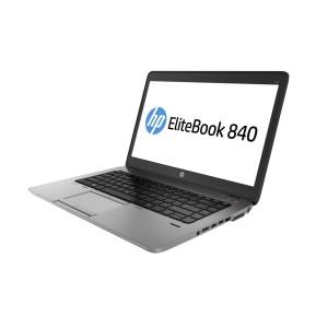 "Laptop HP EliteBook 840 G2 J8R51EA - i7-5500U, 14"" Full HD, RAM 4GB, HDD 500GB, Czarno-srebrny, Windows 7 Professional - zdjęcie 4"