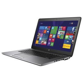 """Laptop HP EliteBook 850 G2 J8R67EA - i7-5500U, 15,6"""" FHD, RAM 8GB, 256GB, Radeon R7 M260X, Modem WWAN, Czarno-srebrny, Windows 7 Pro - zdjęcie 5"""