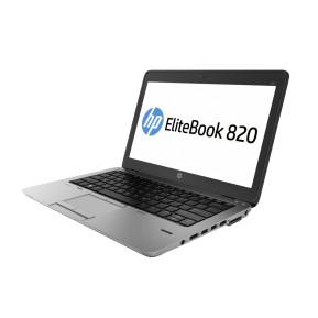 """HP EliteBook 820 G2 K9S47AW - i5-5300U, 12,5"""" HD, RAM 4GB, HDD 500GB, Czarno-srebrny, Windows 7 Professional - zdjęcie 4"""