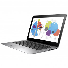 "Laptop HP EliteBook Folio 1020 G1 M3N83EA - 5Y51, 12,5"" QHD dotykowy, RAM 8GB, SSD 256GB, Czarno-srebrny, Windows 10 Pro - zdjęcie 8"