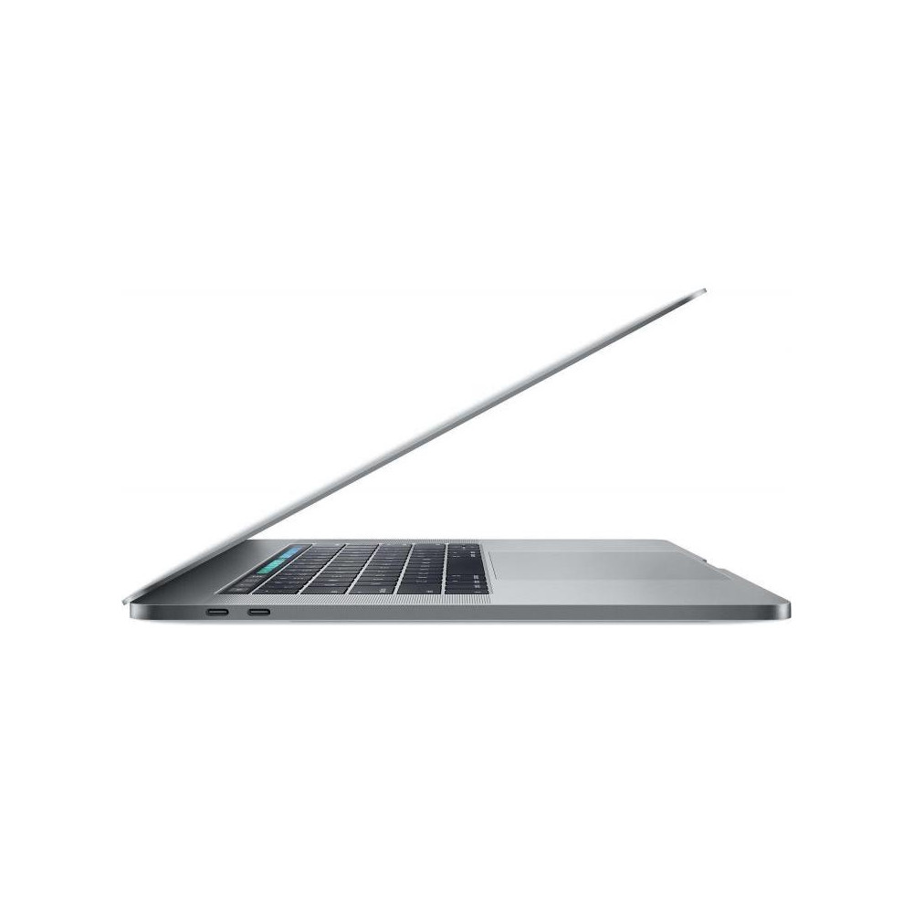 "Laptop Apple MacBook Pro 15 MLW82ZE/A - i7-6820HQ/15,4"" 2880x1800/RAM 16GB/SSD 512GB/AMD Radeon Pro 455/Srebrny/macOS - zdjęcie"