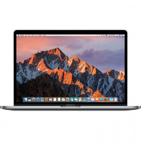 "Laptop Apple MacBook Pro 15 MPTU2ZE, A - i7-7700HQ, 15,4"" 2880x1800, RAM 16GB, SSD 256GB, AMD Radeon Pro 555, Srebrny, macOS - zdjęcie 5"