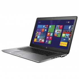 """Laptop HP EliteBook 850 G2 N6Q12EA - i5-5200U, 15,6"""" HD, RAM 4GB, HDD 500GB, Czarno-srebrny, Windows 7 Professional - zdjęcie 5"""