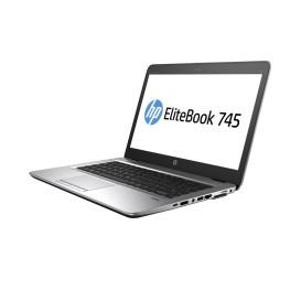 """Laptop HP EliteBook 745 G3 P4T39EA - AMD PRO A8-8600B APU, 14"""" HD, RAM 4GB, HDD 500GB, Czarno-srebrny, Windows 7 Professional - zdjęcie 7"""