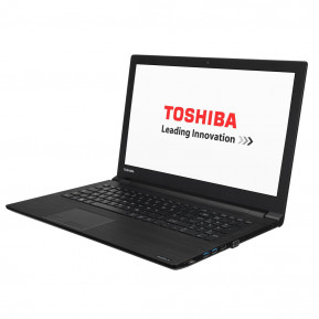 "Laptop Toshiba Satellite Pro PS571E-062030PL - Celeron 3855U, 15,6"" HD, RAM 4GB, HDD 500GB, Szary, DVD, Windows 10 Home, 1 rok DtD - zdjęcie 9"