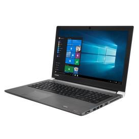 """Toshiba Tecra A50 PS579E-01D00EPL - i5-6200U, 15,6"""" Full HD, RAM 4GB, SSD 256GB, Szaro-czarny, Windows 10 Pro - zdjęcie 9"""