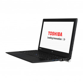 "Laptop Toshiba Portege PT16AE-00H01RPL - M5-6Y54, 12,5"" Full HD, RAM 8GB, SSD 256GB, Modem WWAN, Czarno-srebrny, Windows 10 Pro - zdjęcie 8"