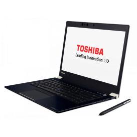 """Toshiba Portege X30 PT272E-00M01NPL - i7-7500U, 13,3"""" Full HD dotykowy, RAM 32GB, SSD 512GB, Niebieski, Windows 10 Pro - zdjęcie 6"""