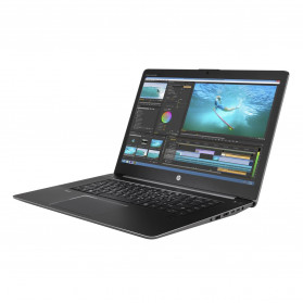 "Laptop HP ZBook Studio G3 T7W01EA - i7-6700HQ, 15,6"" FHD IPS, RAM 8GB, SSD 256GB, Quadro M1000M, Czarno-szary, Windows 7 Professional - zdjęcie 7"