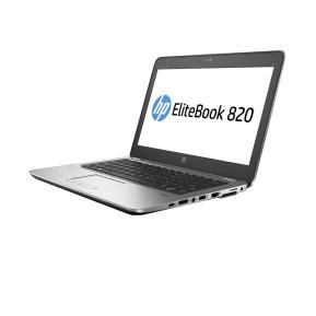 """Laptop HP EliteBook 820 G3 T9X42EA - i5-6200U, 12,5"""" Full HD IPS, RAM 8GB, SSD 256GB, Czarno-srebrny, Windows 10 Pro - zdjęcie 5"""