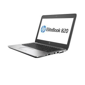 """Laptop HP EliteBook 820 G3 T9X44EA - i5-6300U, 12,5"""" HD, RAM 4GB, HDD 500GB, Czarno-srebrny, Windows 7 Professional - zdjęcie 5"""
