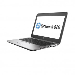 "Laptop HP EliteBook 820 G3 T9X44EA - i5-6300U, 12,5"" HD, RAM 4GB, HDD 500GB, Czarno-srebrny, Windows 7 Professional - zdjęcie 5"