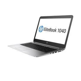 """Laptop HP EliteBook 1040 G3 V1A77EA - i7-6600U, 14"""" QHD dotykowy, RAM 8GB, SSD 256GB, Modem WWAN, Czarno-srebrny, Windows 10 Pro - zdjęcie 9"""