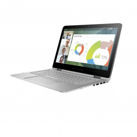 "HP Spectre Pro x360 V1B03EA - i5-6300U, 13,3"" Full HD dotykowy, RAM 8GB, SSD 256GB, Czarno-srebrny, Windows 10 Pro - zdjęcie 7"