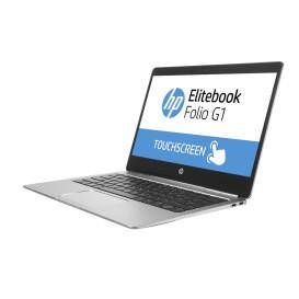 """Laptop HP EliteBook Folio G1 V1C36EA - M7-6Y75, 12,5"""" 4K dotykowy, RAM 8GB, SSD 512GB, Czarno-srebrny, Windows 10 Pro - zdjęcie 9"""
