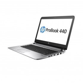 """HP ProBook 440 G3 W4N94EA - i5-6200U, 14"""" HD, RAM 4GB, HDD 500GB, Czarno-srebrny, Windows 7 Professional - zdjęcie 9"""