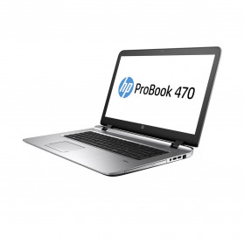 """HP ProBook 470 G3 W4P76EA - i5-6200U, 17,3"""" HD+, RAM 8GB, SSD 128GB, AMD Radeon R7 M340, Czarno-srebrny, DVD, Windows 7 Professional - zdjęcie 9"""