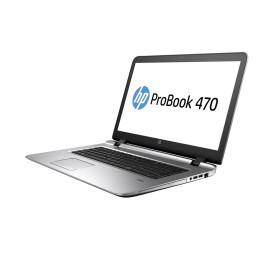 """Laptop HP ProBook 470 G3 W4P79EA - i5-6200U, 17,3"""" FHD, RAM 8GB, SSD 256GB, Radeon R7 M340, Czarno-srebrny, DVD, Windows 7 Professional - zdjęcie 9"""