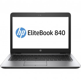 "Laptop HP EliteBook 840 G4 Z2V44EA - i5-7200U, 14"" Full HD, RAM 4GB, SSD 256GB, Czarno-srebrny, Windows 10 Pro, 3 lata Door-to-Door - zdjęcie 2"