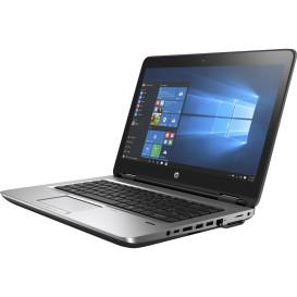 """Laptop HP ProBook 640 G3 Z2W30EA - i5-7200U, 14"""" Full HD, RAM 4GB, HDD 500GB, Czarno-srebrno-szary, DVD, Windows 10 Pro - zdjęcie 4"""