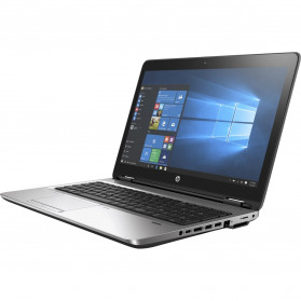 """Laptop HP ProBook 650 G3 Z2W58EA - i7-7820HQ, 15,6"""" Full HD, RAM 8GB, SSD 256GB, Szary, DVD, Windows 10 Pro - zdjęcie 4"""