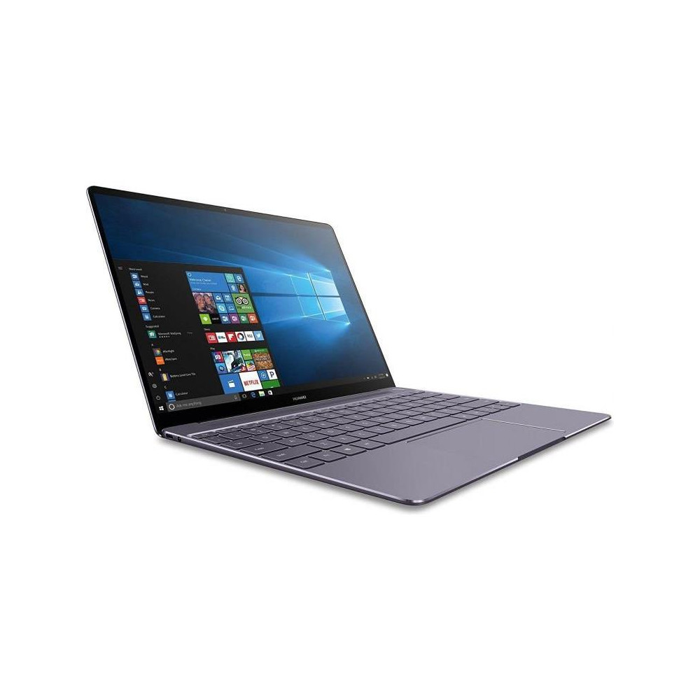 "Laptop Huawei MateBook X 13 53019246 - i5-7200U/13"" 2160x1440 IPS/RAM 8GB/SSD 256GB/Space Gray/Windows 10 Home - zdjęcie"