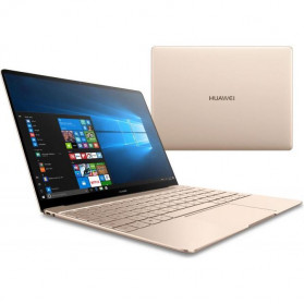 "Laptop Huawei MateBook X 13 53019248 - i7-7500U, 13"" 2160x1440 IPS, RAM 8GB, SSD 512GB, Złoty, Windows 10 Home - zdjęcie 6"