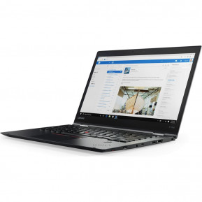 """Laptop Lenovo ThinkPad X1 Yoga Gen 1 20FQ005TPB - i7-6600U, 14"""" QHD OLED MT, RAM 16GB, SSD 512GB, WWAN, Windows 10 Pro, 3 lata On-Site - zdjęcie 10"""