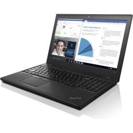"""Laptop Lenovo ThinkPad T560 20FH0038PB - i5-6200U, 15,6"""" Full HD IPS, RAM 4GB, SSHD 500GB, Windows 10 Pro - zdjęcie 6"""