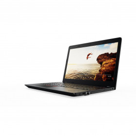 "Lenovo ThinkPad E570 20H500BAPB - i5-7200U, 15,6"" FHD, RAM 8GB, SSD 256GB, NVIDIA GeForce 940MX, Czarno-srebrny, DVD, Windows 10 Pro - zdjęcie 8"