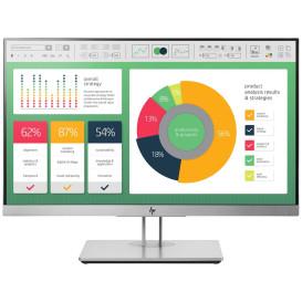 "Monitor HP EliteDisplay E223 1FH45AA - 21,5"", 1920x1080 (Full HD), 60Hz, IPS, 5 ms, pivot, Czarno-srebrny - zdjęcie 5"