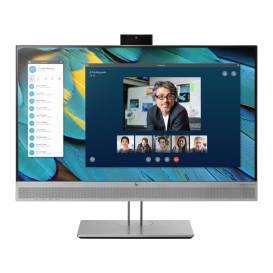 """Monitor HP EliteDisplay E243m 1FH48AA - 23,8"""", 1920x1080 (Full HD), 60Hz, IPS, 5 ms, pivot, kamera, Czarno-srebrny - zdjęcie 8"""
