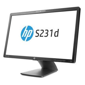 """Monitor HP Inc. EliteDisplay S231d F3J72AA - 23"""", 1920x1080 (Full HD), IPS, 7 ms, pivot - zdjęcie 6"""