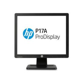 "Monitor HP ProDisplay P17A F4M97AA - 17"", 1280x1024 (SXGA), 60Hz, 5:4, TN, 5 ms, Czarny - zdjęcie 4"