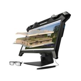 "Monitor HP Zvr Virtual Reality K5H59A4 - 23,6"", 1920x1080 (Full HD), TN, 5,6 ms - zdjęcie 4"