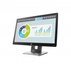 "Monitor HP Inc. EliteDisplay E202 M1F41AA - 20"", 1600x900 (HD+), IPS, 7 ms, pivot - zdjęcie 4"