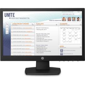 """Monitor HP V197 V5J61AA - 18,5"""", 1366x768 (HD), TN, 5 ms - zdjęcie 3"""