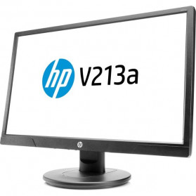 "Monitor HP V213a W3L13AA - 20,7"", 1920x1080 (Full HD), TN, 5 ms - zdjęcie 4"