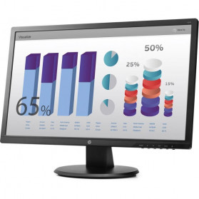 "Monitor HP V243 W3R46AA - 24"", 1920x1080 (Full HD), TN, 5 ms - zdjęcie 3"