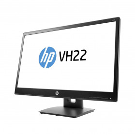 """Monitor HP VH22 X0N05AA - 21,5"""", 1920x1080 (Full HD), TN, 5 ms, pivot - zdjęcie 5"""
