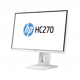"Monitor HP HC270 Healthcare Z0A73A4 - 27"", 2560x1440 (QHD), IPS, 14 ms, pivot - zdjęcie 7"