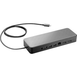 HP USB-C Universal Dock EURO 1MK33AA - zdjęcie 2