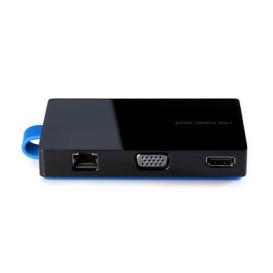 HP USB Travel Dock T0K30AA - 3