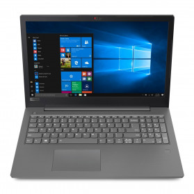"Laptop Lenovo V330 81AX00DLPB - i3-7130U, 15,6"" Full HD, RAM 4GB, HDD 1TB, Szary, DVD, Windows 10 Pro - zdjęcie 5"